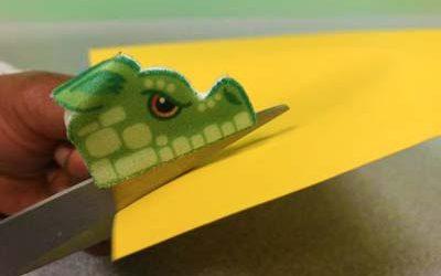 Cutting with dragon grip