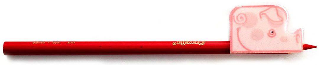 Noggins pig grip on pencil