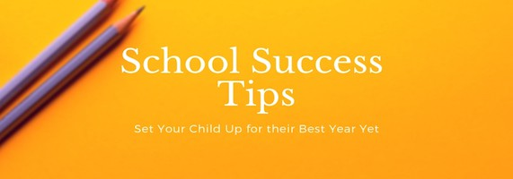 School Success Tips