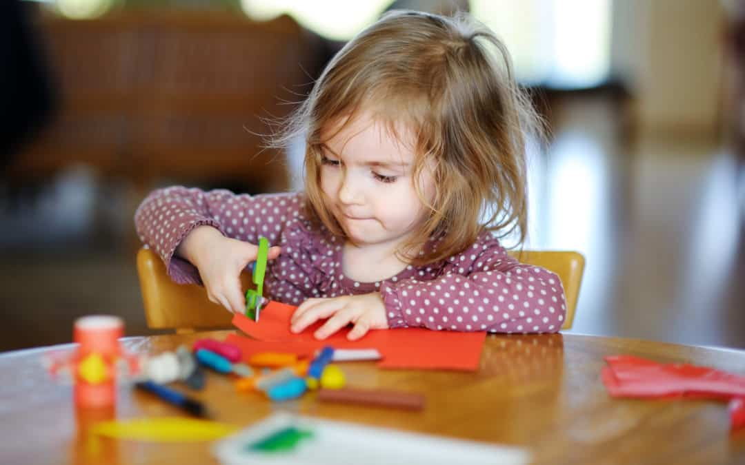What Is Fine Motor Occupational Therapy for Kids?