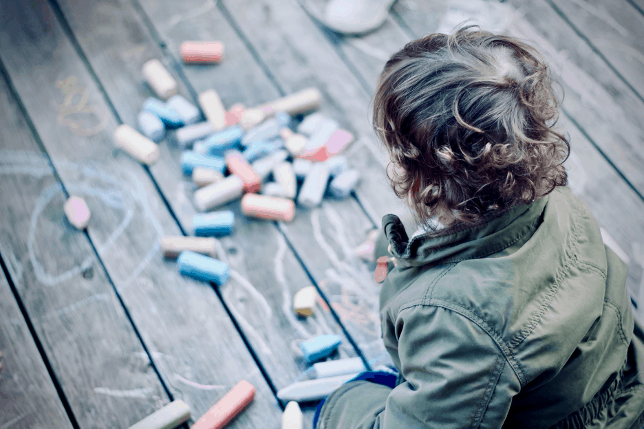 5 Ways to Spark Creativity in your Child