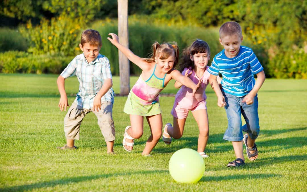 Six Inexpensive Outside Toys & Games for Kids