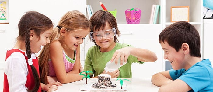 Summer Science Experiments!